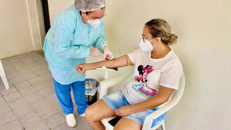 Centro de Atendimento para Enfrentamento à COVID-19 realiza coleta de exames e consultas
