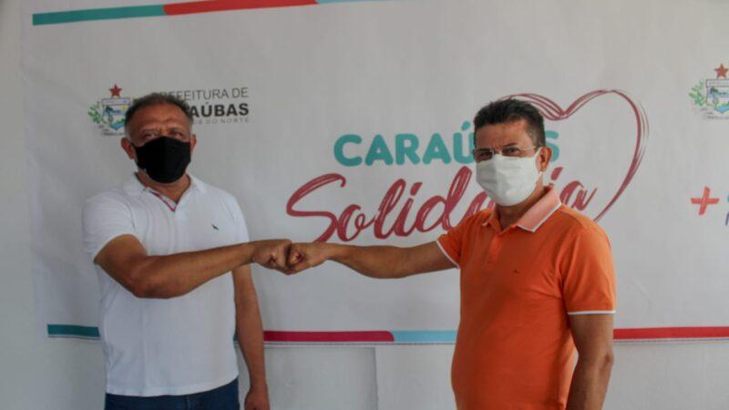 Câmara de Caraúbas devolverá R$ 10 mil para Prefeitura reverter em cestas básicas