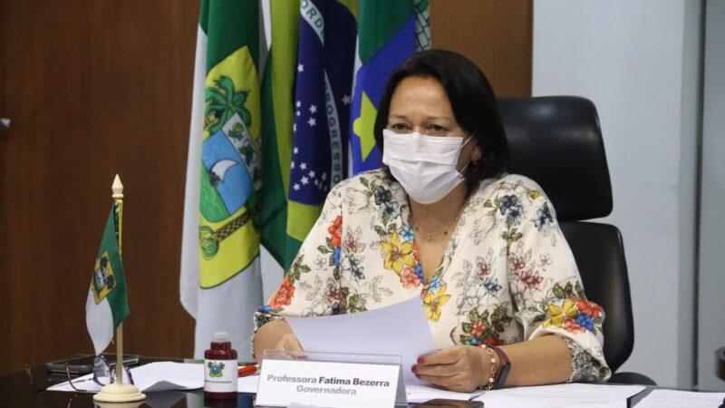 Novo decreto do Governo do Estado mantém suspensa aula presencial no RN