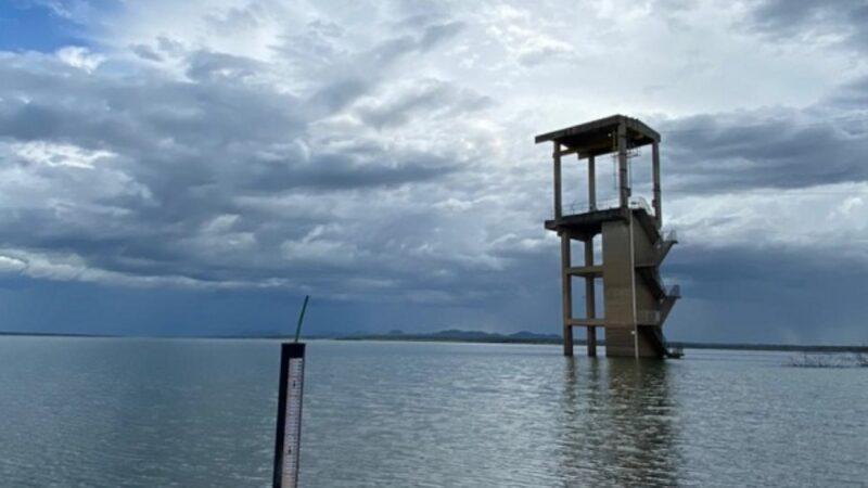 Barragem Armando Ribeiro Gonçalves supera 60% da sua capacidade