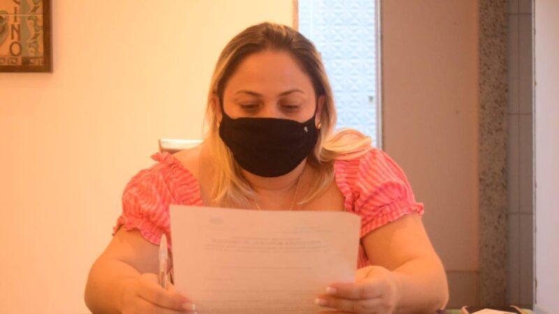 Cinthia Sonale busca parceria com a Faculdade Pitágoras para facilitar educação superior aos grossenses