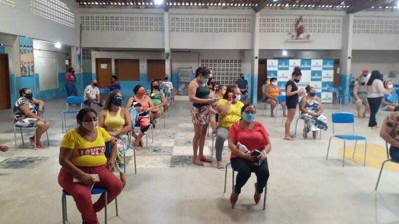 Covid19: 177 pessoas foram imunizadas em Grossos na sexta (28)