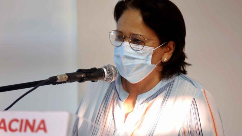 Governadora começa o dia visitando Hospital da Mulher em Mossoró