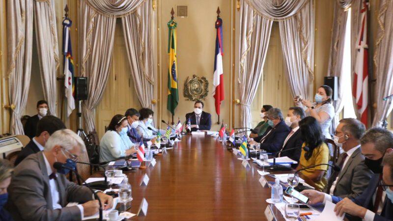 RN amplia cooperação e investimentos com Agência Francesa de Desenvolvimento