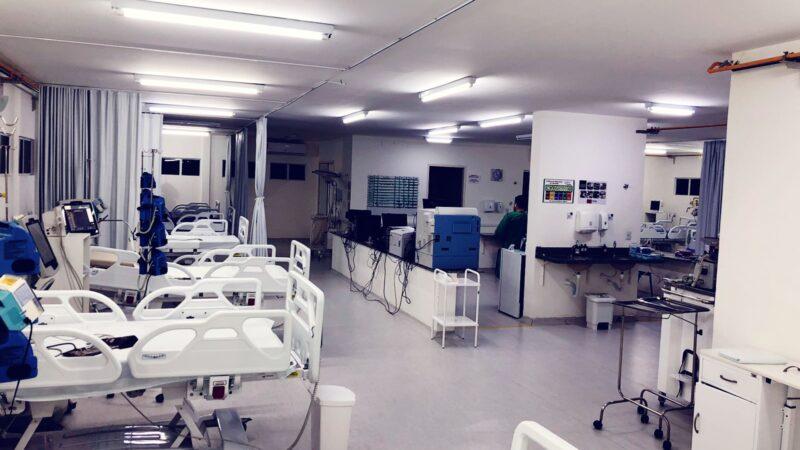 Com média de 21,75%, RN registra menor taxa de ocupação de leitos críticos na pandemia
