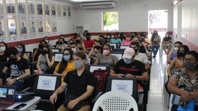 Câmara e IESP Brasil promovem capacitações em Caraúbas