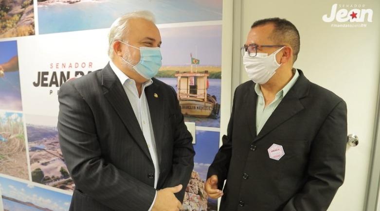 Caraúbas é contemplada com projeto Areninhas Potiguares do Senador Jean Paul Prates