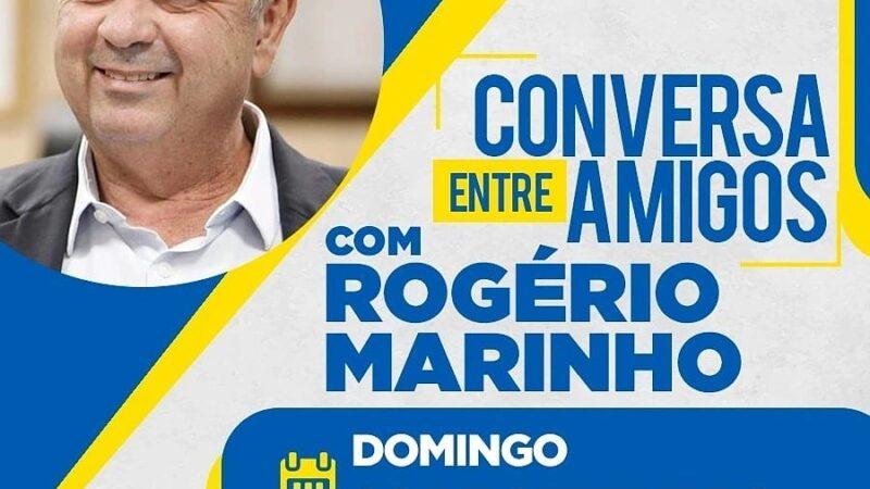 Prefeito Juninho Alves reunirá no próximo domingo correligionário e amigos para receber Rogério Marinho em Caraúbas