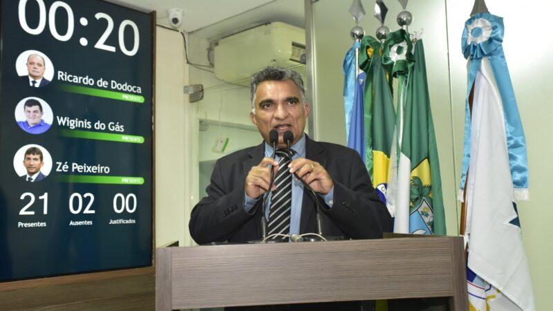 Francisco Carlos cobra retorno de cirurgias eletivas por parte da Prefeitura de Mossoró