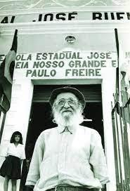 Hoje: Governo homenageia Paulo Freire no dia do seu centenário