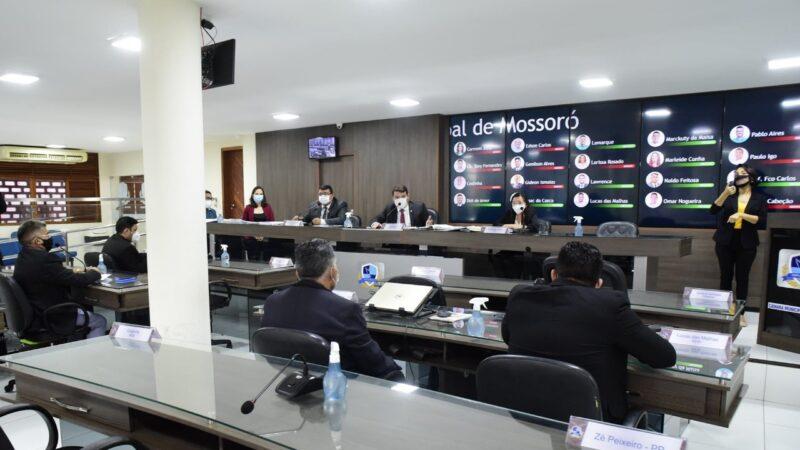 Câmara de Mossoró debate Plano Plurianual nesta quinta(9)