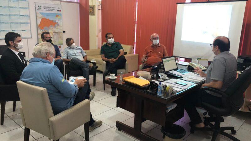 Gestão municipal busca viabilizar abertura de unidade pesqueira em Caraúbas