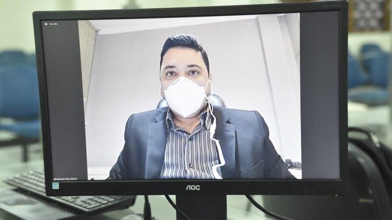"Vereador Lamarque ataca imprensa mossoroense classificando-a de ""fajuta"""