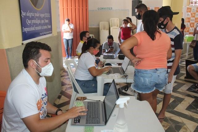 Prefeitura de Caraúbas começa a vacinar adolescentes de 14 anos contra Covid-19