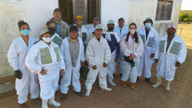 Prefeitura de Caraúbas e Senar oferecem curso de capacitação para apicultores