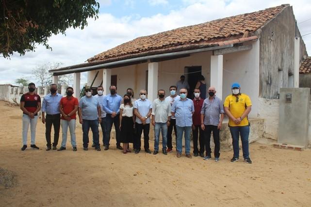 """Prefeitura de Caraúbas juntamente com Governo do RN e Instituto Riachuelo projetam implantação do museu """"Nevaldo Rocha"""""""