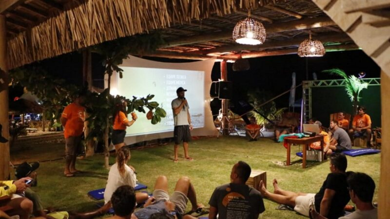 Rio Grande do Norte é palco do primeiro Rally de kitesurf do mundo