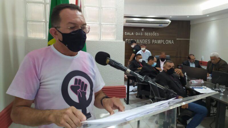 Secretário de Assistência Social presta conta das ações socioassistenciais desenvolvidas pela pasta