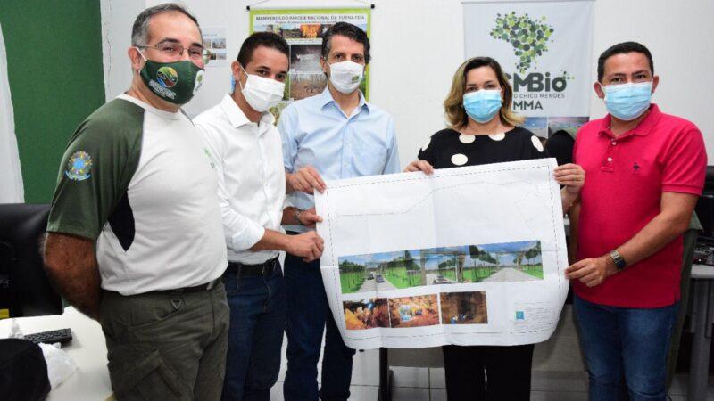 Ministro do Meio Ambiente visita Mossoró e apresenta projeto para Parque Nacional da Furna Feia