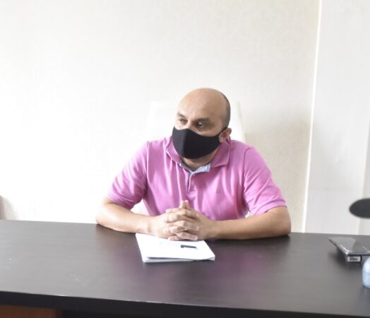 Vereador mossoroense Edson Carlos (Cidadania) divulga nota sobre sua detenção